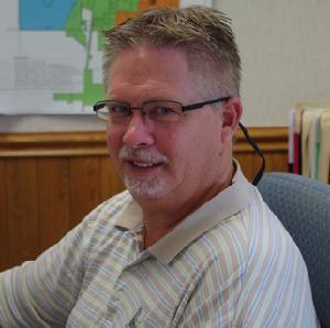 Photo Mark A. Desotell, P.E. Director of Administrative Services