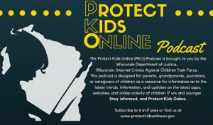 Protect Kids Online WI Banner